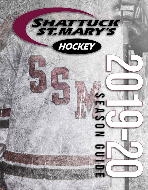 Get to know the Shattuck-St. Mary's Hockey Center of Excellence teams in the new 2019-20 Season Guide! Each Guide includes a School profile, a short feature of each senior, team photos and headshots of each student athlete and coach.