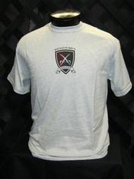 Gray Soccer T-shirt XXL