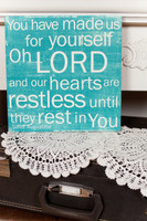 Restless Heart Saint Augustine