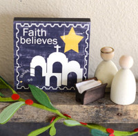 Stamp Faith