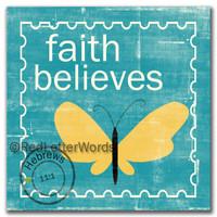 Stamp Faith - 5x5 Cafe Mount