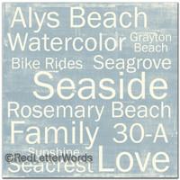30-A Beaches