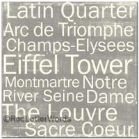 Paris City Sites