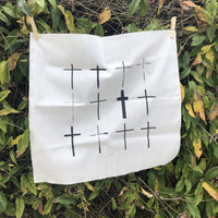 Twelve Crosses-Fat Quarter