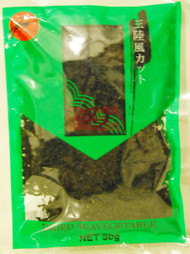 JUNPACIFIC DRIED CUT WAKAME 50G