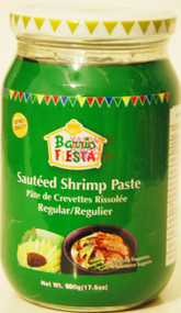 BARRIO FIESTA SHRIMP PASTE REGULAR 500G
