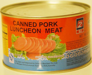 B2 CANNED PORK LUNCHEON MEAT 397G
