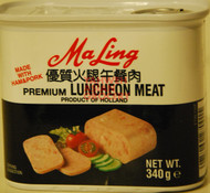 MA LING PREMIUM LUNCHEON MEAT 340G