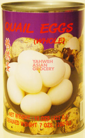 JHL QUAIL EGGS (WHOLE) 425G