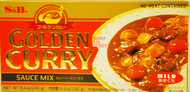 S&B GOLDEN CURRY (MILD) 240G