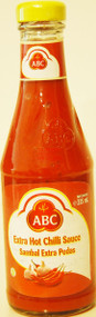 ABC CHILI SAUCE EXTRA HOT 340ML