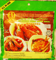 A1 CURRY SAUCE RENDANG 230G