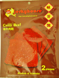 JERKYHOUSE CHILLI BEEF 100G