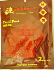 JERKY HOUSE CHILLI PORK 100G