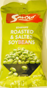 SAVOUR ROASTED SALTED SOYBEAN 100G