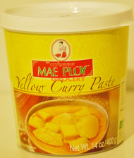 MAE PLOY YELLOW CURRY 400G