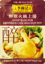 LKK DRUNKEN CHICKEN HOTPOT 60G