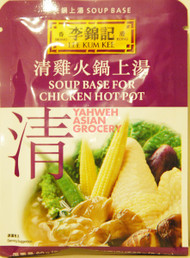 LKK SOUP BASE CHICKEN HOT POT 60G
