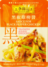 LKK BLACK PEPPER CHICKEN 60G