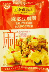 LKK SAUCE FOR MA PO TOFU 80G