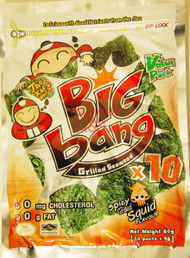 TAOKAENOI BIG BANG SQUID FLVR 60G