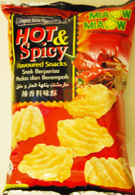 MIAOW MIAOW HOT & SPICY 60G