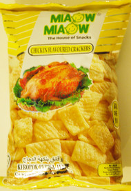 MIAOW MIAOW CHICKEN CRACKERS 60G