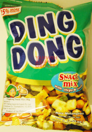 DING DONG CHIPS AND CURLS 100G