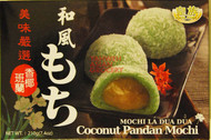 ROYAL FAMILY COCONUT PANDAN MOCHI 210G