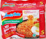 INDOMIE MI GORENG (HOT & SPICY) 5PK