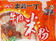 NISSIN VERMICELLI BEEF FLAVOUR 65G
