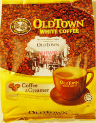 OLDTOWN 2 IN 1 WHITE COFFEE 15 STICKS