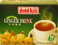 GOLD KILI GINGER DRINK 10 SACHETS