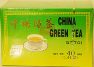 BUTTERFLY GREEN TEA 20BAGS 40G