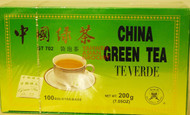 BUTTERFLY CHINA GREEN TEA 200G 100BAGS
