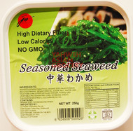JUN PACIFIC SEASONED SEAWEED 250G