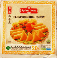 TYJ SPRING ROLL PASTRY 20PCS 8.5""