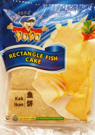 DODO RECTANGLE FISH CAKE 500G