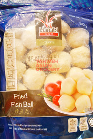 HANABI FRIED FISH BALL 500G