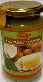 GLORY COCONUT SPREAD 400G