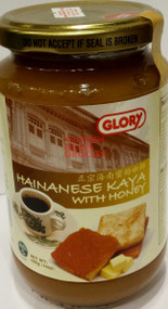 GLORY HAINANESE KAYA WITH HONEY 400G