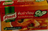 KNORR TOM YUM CUBE 24 G