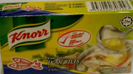 KNORR CHICKEN STOCK CUBE 20G