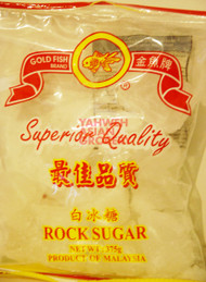 GOLDFISH ROCK SUGAR 375G