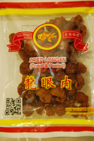 GF DRIED LONGAN (SEEDLESS) 100G
