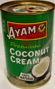 AYAM BRAND PREMIUM COCONUT CREAM 400ML