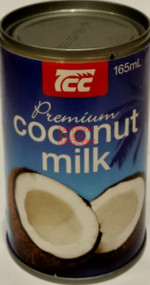 TCC PREMIUM COCONUT MILK 165ML