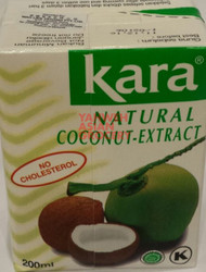KARA COCONUT EXTACT 200ML
