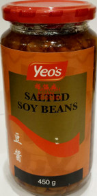 YEO'S SALTED SOY BEANS 450G