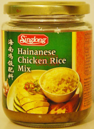 SINGLONG HAINANESE CKN RICE MIX 180G